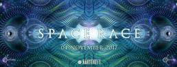 Party flyer: Space Race 4 Nov '17, 22:00
