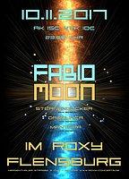 Party flyer: Goa Fabio Moon, Sternengucker, Dabounca, Mantara am 10.11.17 10 Nov '17, 23:59
