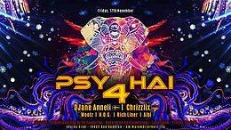 Party flyer: ॐ Psy 4 Hai ॐ 17 Nov '17, 22:00