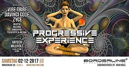 Party flyer: Progressive Experience Vibe Tribe / DaVinci Code / Zyce 2 Dec '17, 23:00