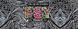 "Party flyer: ""Psytrance"" powered by: ☆Monkey Krew☆ 8 Dec '17, 23:00"