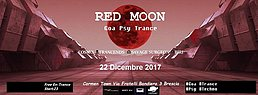 Party flyer: Red Moon Goa/Psy/Trance@Carmen Town 22 Dec '17, 23:00