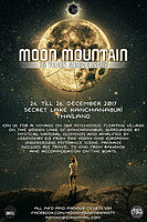 Party flyer: Moon Mountain Party 2017- 15 Years Anniversary 24 Dec '17, 10:00