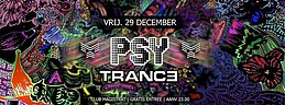 "Party flyer: ""Free Psytrance"" powered by: ☆Monkey Krew☆ 29 Dec '17, 23:00"