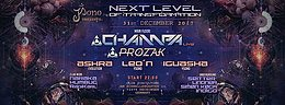 Party flyer: Next Level of Transformation 31. Dez 17, 22:00