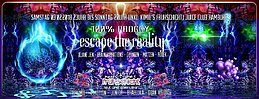 Party flyer: 100% Proggy - Escape The Reality 3 Feb '18, 23:00