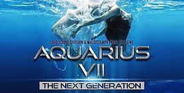 Party flyer: Aquarius 7 - the next generation 3 Feb '18, 22:00