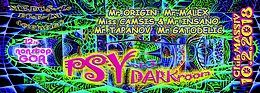 Party flyer: PSY Darkroom 10 Feb '18, 22:00