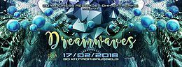 Party flyer: Dreamwaves 17 Feb '18, 20:00