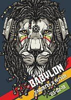 Party flyer: Babylon: Raggatek in Zürich w/ Vandal LSDirty and Darktek 23 Feb '18, 22:00