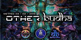 Party flyer: Vier 23/2 Other Budha @Guru's Club' fuckin' back! 23 Feb '18, 22:59