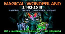 Party flyer: ॐ MAGICAL WONDERLAND ॐ 24 Feb '18, 22:00
