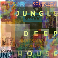 Party flyer: Cosmic Holi Junction 2 Mar '18, 13:00