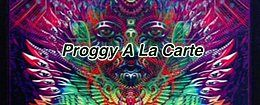 Party flyer: Proggy à la Carte 3 Mar '18, 23:00