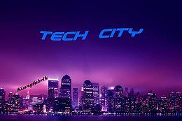 Party flyer: Tech City 3. Mrz 18, 23:00
