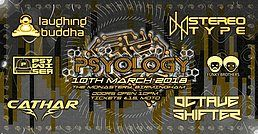 Party flyer: Psyology presents Laughing Buddha 10 Mar '18, 22:00