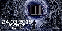 Party flyer: Enter the Void - Phase 18 24 Mar '18, 23:00