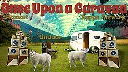 Party flyer: Once upon a caravan (Indoor) 24 Mar '18, 18:00