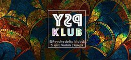 Party flyer: ♔ KingsDay Psychedelic Klub ♔ 27 Apr '18, 23:00
