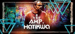 Party flyer: 8 Jahre AMP. Festival /w. Hatikwa 30 Apr '18, 23:00