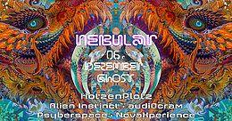 Party flyer: Nebular ॐ Goa & Psytrance 6 Dec '19, 23:30