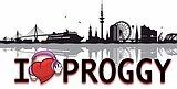 Party flyer: I Love Proggy 18 Jan '20, 23:00