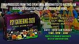 Party flyer: Trancendence Psy Gathering: Aus Bushfires Fundraiser: 19th Jan 19 Jan '20, 21:00