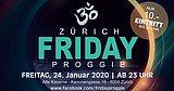 Party flyer: FRIDAY PROGGIE 24 Jan '20, 23:00