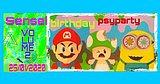 Party flyer: Sensei Birthday Psyparty 25 Jan '20, 22:00