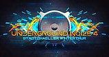Party flyer: Underground Noize 4//Hammerer/live 25 Jan '20, 23:00