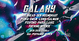 Party flyer: galaxy 31 Jan '20, 23:00