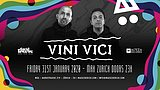 Party flyer: Vini Vici 31 Jan '20, 23:00