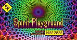 Party flyer: Spirit Playground with Audiomatic 14 Feb '20, 22:00
