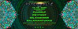 Party flyer: UG Collective & Sala El Tren Presentan: Psycodelic Vol.3 14 Feb '20, 22:00