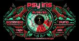 Party flyer: Psy Iris w/ Blacklite Records 15 Feb '20, 22:30
