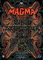 Party flyer: TheDarkCode MAGMA Istanbul 15 Feb '20, 22:00
