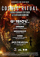 Party flyer: Cosmic Ritual 21 Feb '20, 21:00