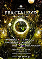 Party flyer: FractaliZed 2k20 21 Feb '20, 23:00