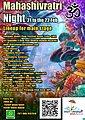 Party flyer: Maha Shivratri Night 21 Feb '20, 13:30