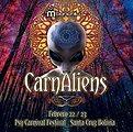 Party flyer: Carnaliens Festival 22 Feb '20, 12:00