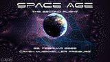 Party flyer: Space Age - the 2nd flight 22 Feb '20, 22:00