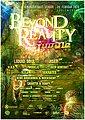 Party flyer: Beyond Reality 20 - Into the Jungle /w Liquid Soul, Jiser, W.A.D, Tezla u.v.m 24 Feb '20, 21:00