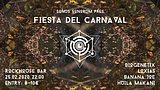 Party flyer: Sonus Sonorum pres. Fiesta Del Carnaval 25 Feb '20, 22:00