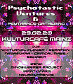 Party flyer: Psychotastic Ventures 6 29 Feb '20, 22:00