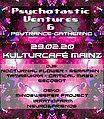 Party flyer: Psychotastic Ventures 6 29 Feb '20, 22:00