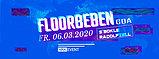 Party flyer: Floorbeben //HRK - Goa ॐ 6 Mar '20, 22:00