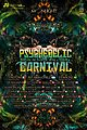 Party flyer: Psychedelic Carnival 2020 Festival de música, arte y cultura 6 Mar '20, 12:00