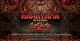 Party flyer: Mahayana 7 Mar '20, 22:00