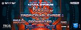 Party flyer: Natural Exposure presents Bubble / Tropical Bleyage & Conwerter in Athens 7 Mar '20, 23:30