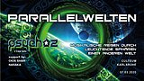 Party flyer: Parallelwelten ॐ w/ Psychoz 7 Mar '20, 23:00